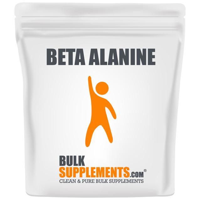 Bulk Supplements Beta Alanine