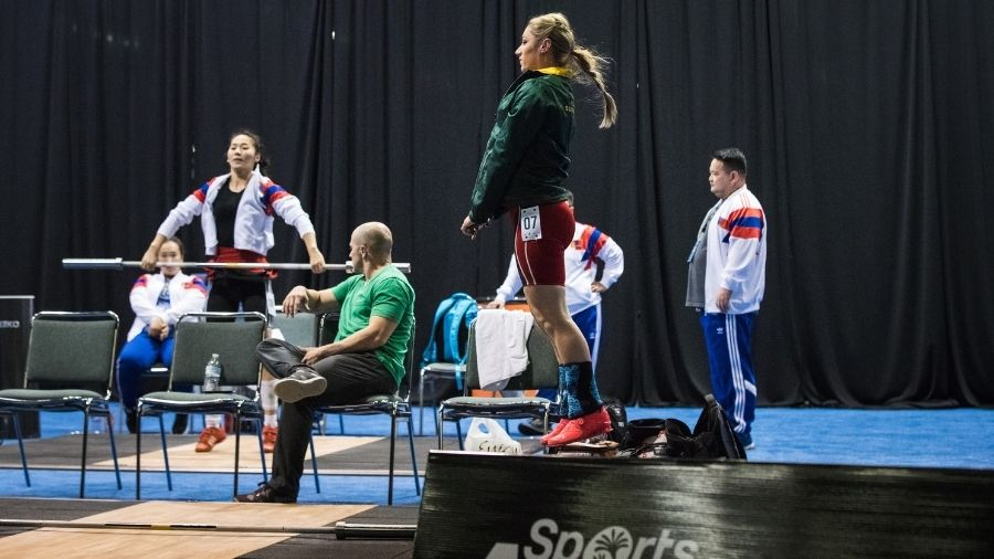 Olympic Weightlifting Improves Vertical Jump