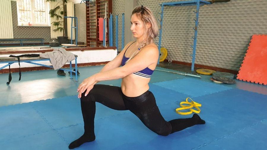 Push Pull Legs Routine For Women