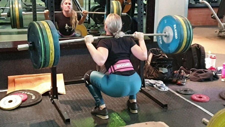 Increase Squat Program